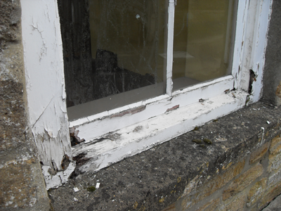 Martock Somerset sash window repair