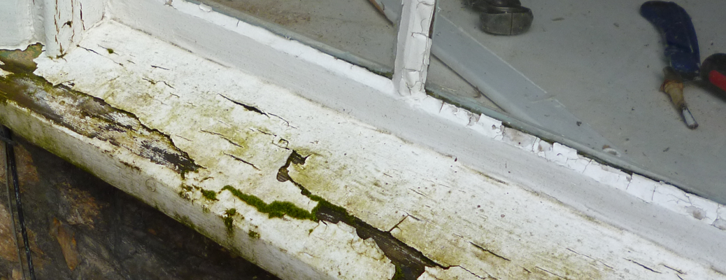 Sliding sash window repairs