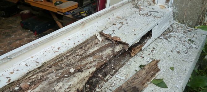 Sash Window Repair in Milborne Port, Dorset