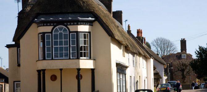 Sash Window Repair in Puddletown, Dorset