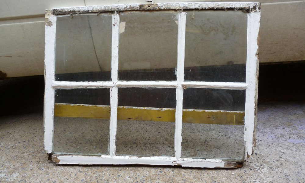 Sash Window Restoration at Sheppards Barton, Frome