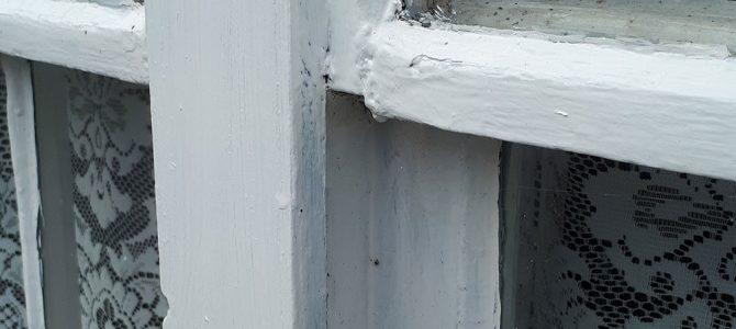 Sash Window Repair in Somerton, Somerset