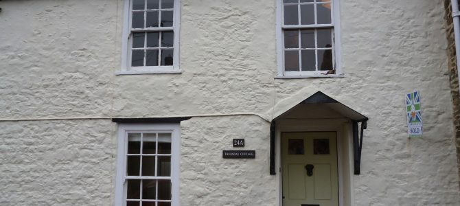 Sash Window Repair in Wincanton, Somerset