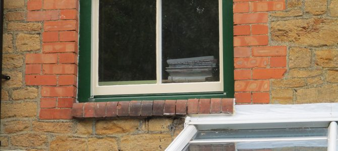 Sash Window Repair in West Coker, Yeovil